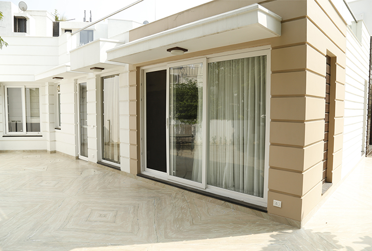 Encraft uPVC Sliding Doors