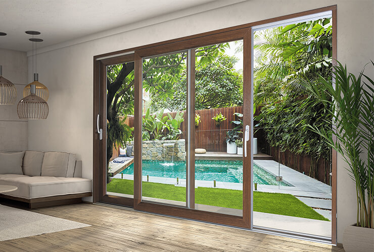 Encraft uPVC Lift N Slide Doors