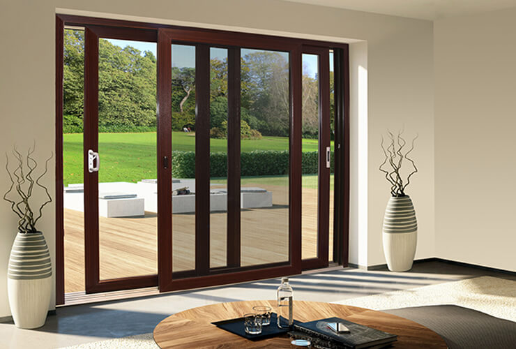 Encraft uPVC Low Threshold Doors