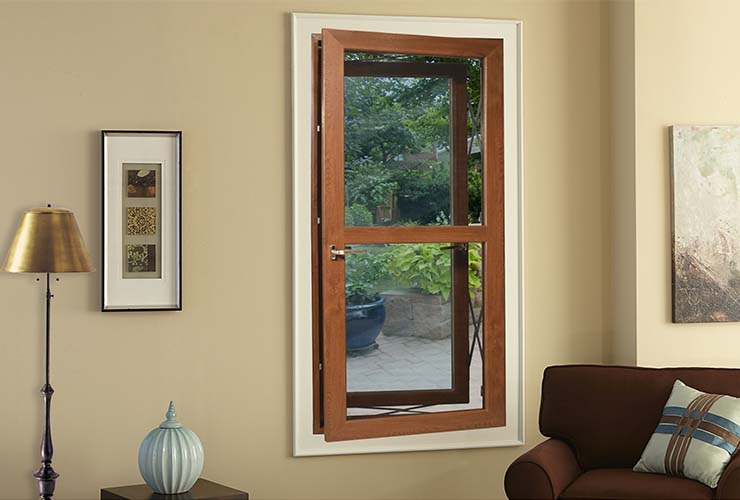Encraft uPVC Parallel Windows