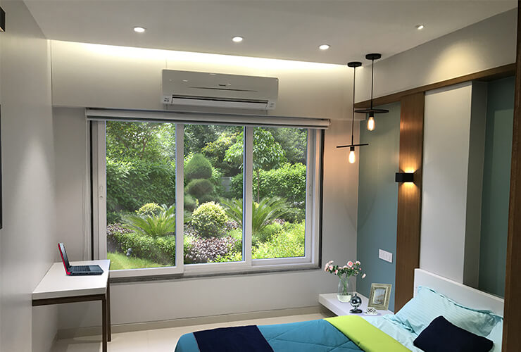 Encraft uPVC Sliding Windows