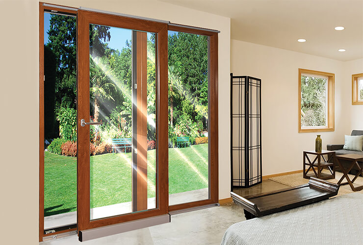 Encraft uPVC Tilt N Slide Doors