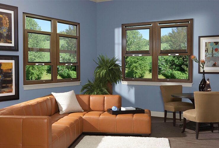 Encraft uPVC Vertical Slider Windows